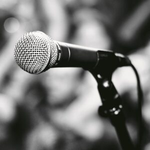 Aktiv svanehals konferansemikrofon DMG AS