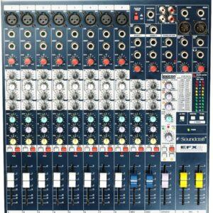 EFX8 lydmikser
